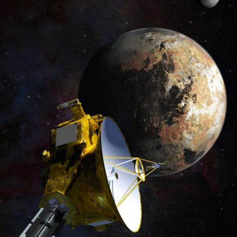 5. En el transcurso de los nueve años de la misión Plutón perdió su clasificación de planeta y ahora es un planeta enano. Foto:AFP