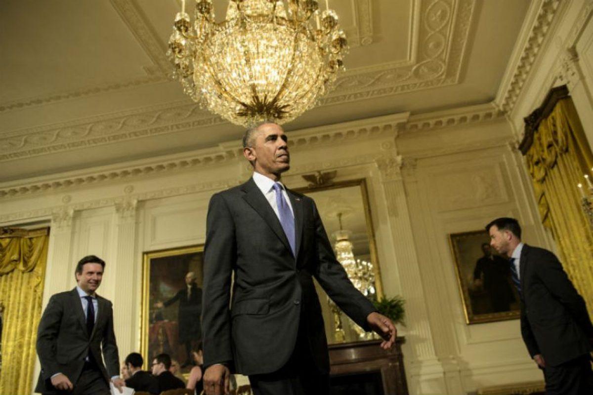 Confirmó que a pesar de este nuevo acuerdo las diferencias entre Estados Unidos e Irán no han desaparecido. Foto:AFP