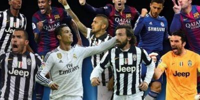 Ellos son los 10 candidatos a ganar el premio al Jugador del Año en Europa
