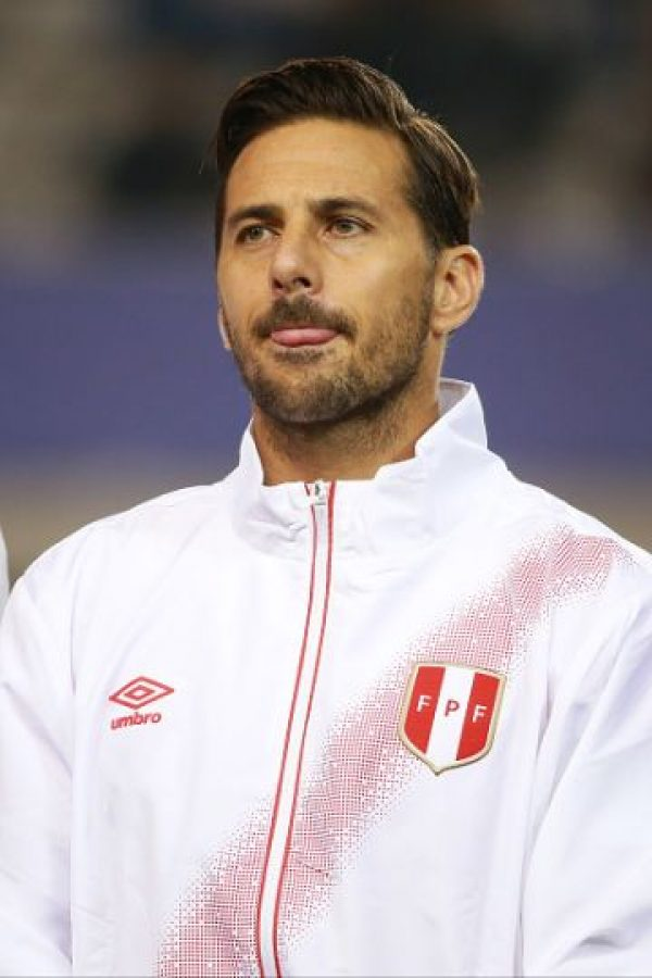 El futuro de Pizarro aún es incierto pues no se sabe en que club podrá continuar su carrera. Foto:Getty Images