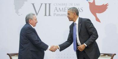 """Barack Obama aclaró: """"Es hora de cambiar la política que duró mas de 50 años e iniciar una nueva relación, que asegura cambios en ambos países"""". Foto:AP"""