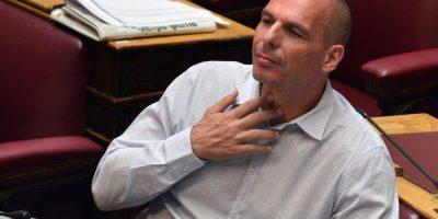 Yanis Varoufakis, exministro de Finanzas y uno de los principales opositores al Eurogrupo Foto:AFP