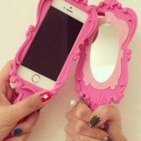 Un espejo. Foto:Pinterest