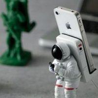 Un astronauta. Foto:Pinterest