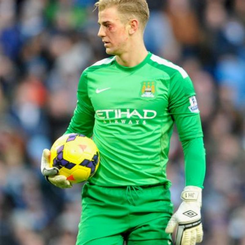 9. Joe Hart (Manchester City/Inglaterra) Foto: Getty Images
