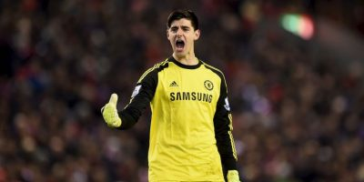 2. Thibaut Courtois (Chelsea/Bélgica) Foto: Getty Images