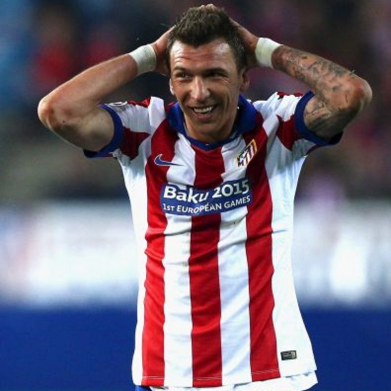 Se marchó al Atlético de Madrid, pero este 2015 fichó por la Juventus. Foto:Getty Images