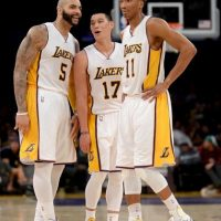 6. Los Angeles Lakers Foto: Getty Images