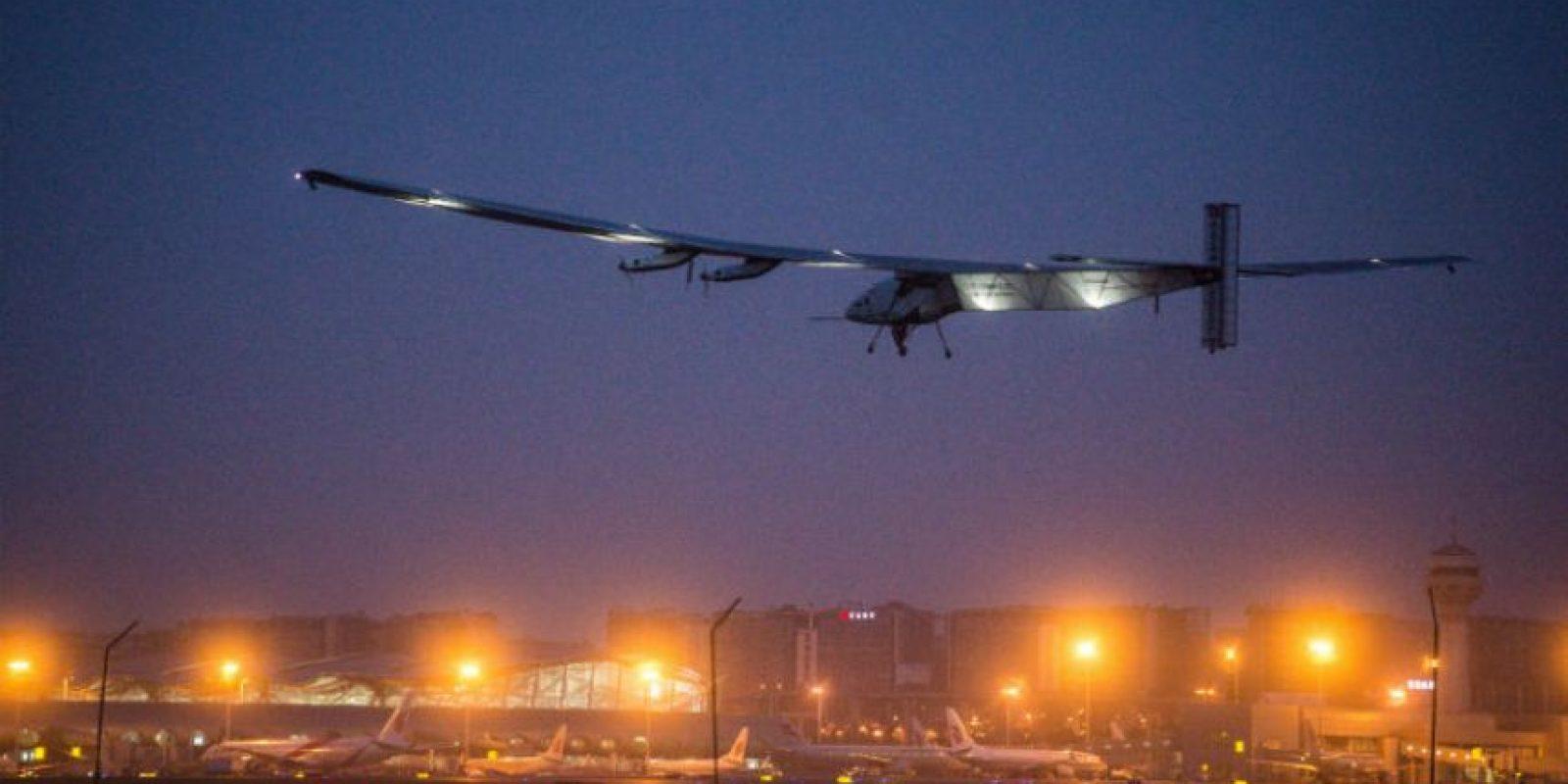 Para su reparación el avión permanecerá en Hawái. Foto:Getty Images