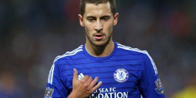 Fue el segundo mejor goleador del Chelsea, campeón de la Premier League, y también el Mejor Jugador del Año en Inglaterra por la PFA. Foto:Getty Images