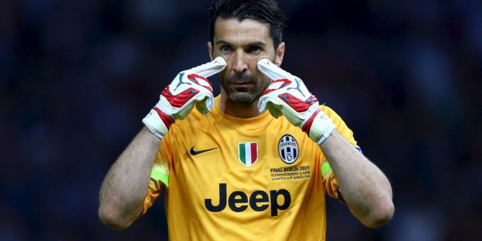 3. Gianluigi Buffon (Juventus/Italia) Foto: Getty Images