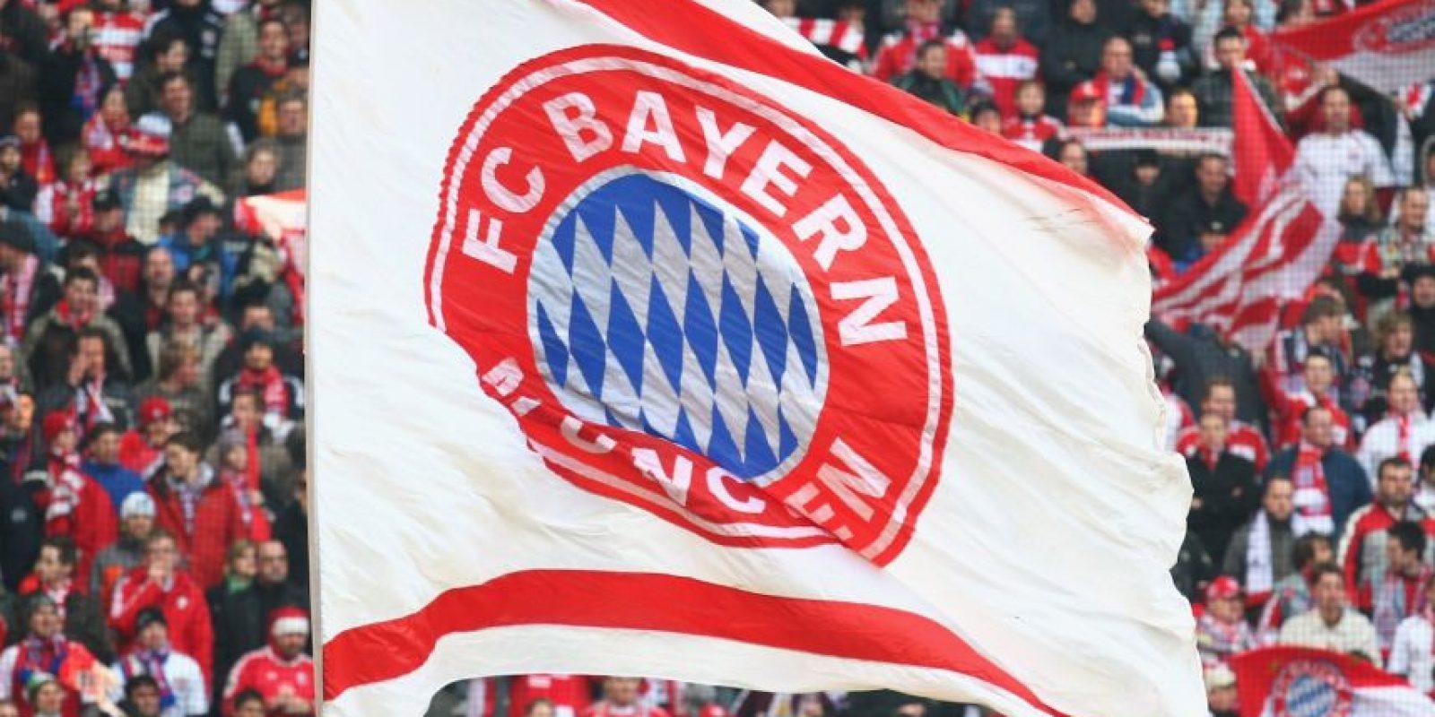 9. Bayern Munich Foto:Getty Images