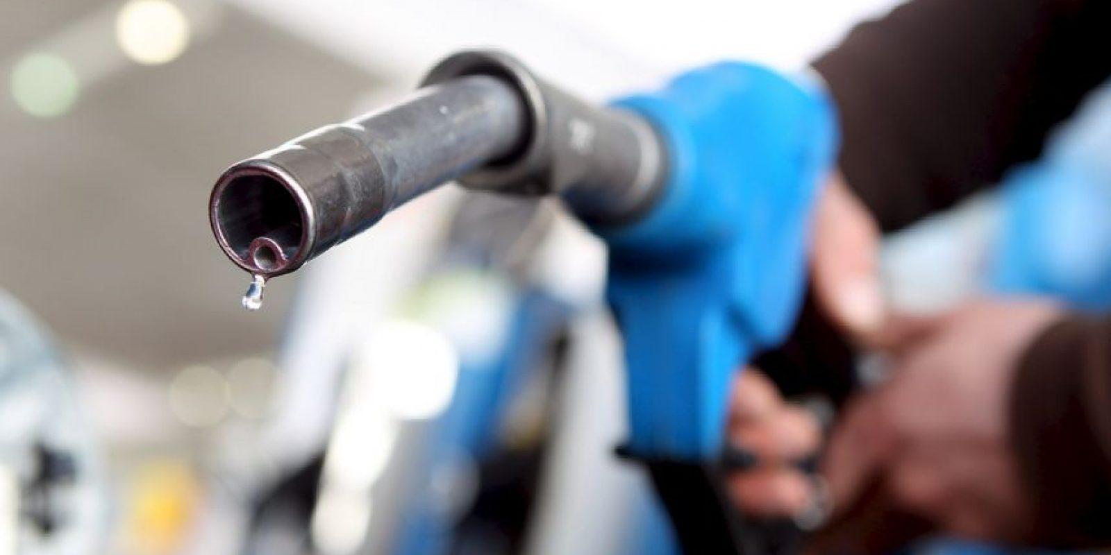 La policía la descubrió después de que el trabajador de una gasolinera la denunció. Foto:Getty Images