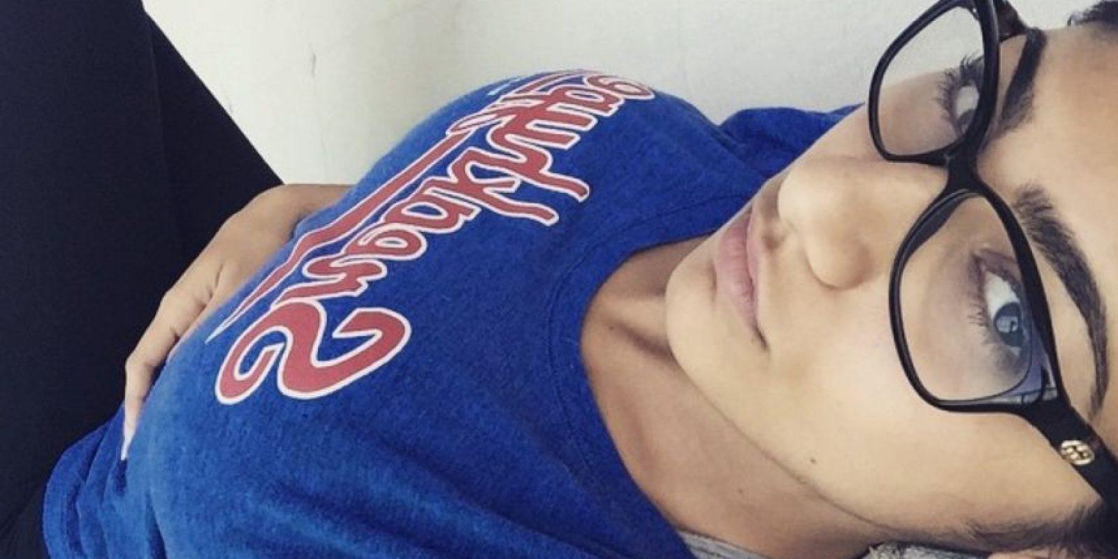 """Tiene varios detractores que la critican por su profesión: """"De todas las mujeres de Líbano se hace famosa una estrella porno. Debemos luchar con nuestros cerebros y vaginas"""", indicó Juliana Yazbeck, feminista de su país. Foto:Vía instagram.com/miakhalifa1"""