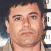 Fotografía de la detención de Guzmán Loera en 1993, en Guatemala Foto:Wikimedia.org