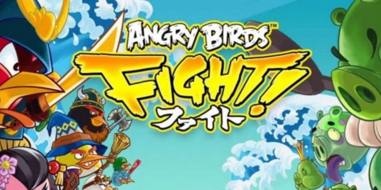 Angry Birds Fight (2015). Foto:Rovio