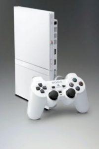 PlayStation 2 Slim color blanco. Foto:Sony