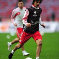 Debutó a los 17 años con River Plate Foto:Getty Images