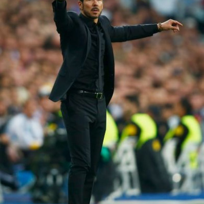 4. Diego Simeone Foto: Getty Images