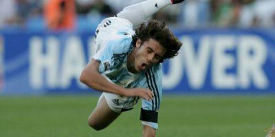 Disputó los Mundiales de Corea y Japón 2002 y Alemania 2006 Foto:Getty Images