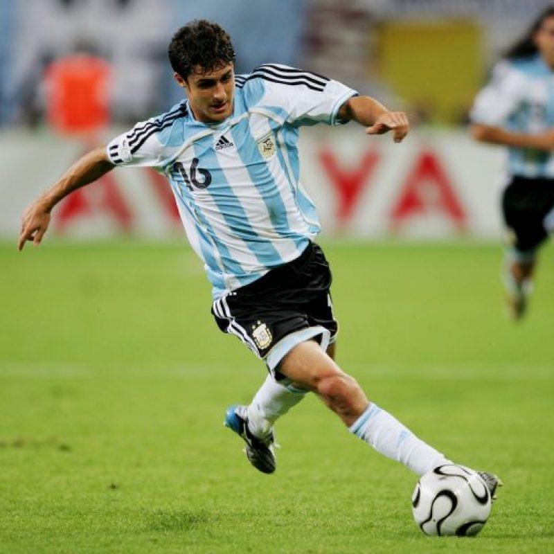 Fue campeón con Argentina en los Sudamericanos Sub-20 de 1997 y 1999 Foto:Getty Images