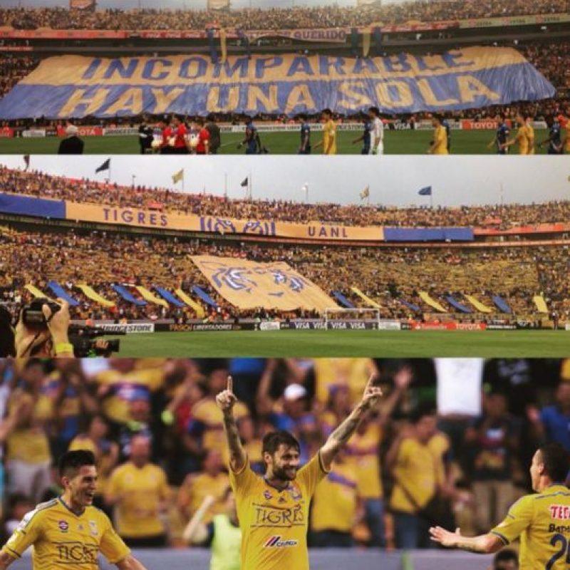 Foto:Vía twitter.com/TigresOficial