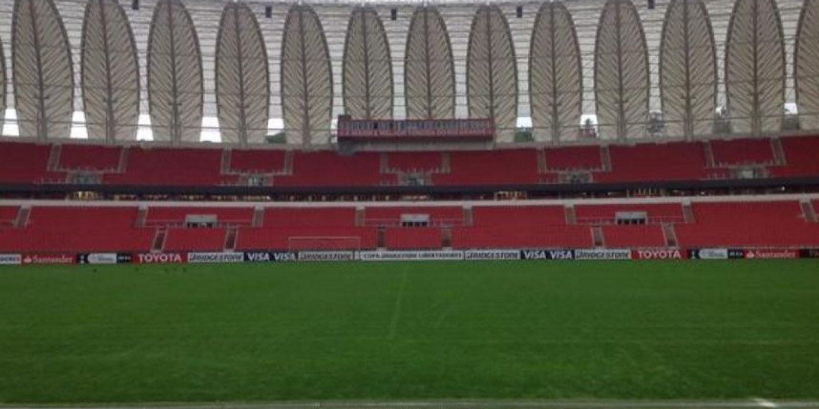 El partido se llevará a cabo en el Estadio Beira-Rio, de Porto Alegre Foto:Vía twitter.com/TigresOficial