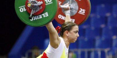 La pesista que había ganado plata en los pasados Juegos Panamericanas fue retirada por dar positivo a la sustancia sibutramina Foto:Vía toronto2015.org