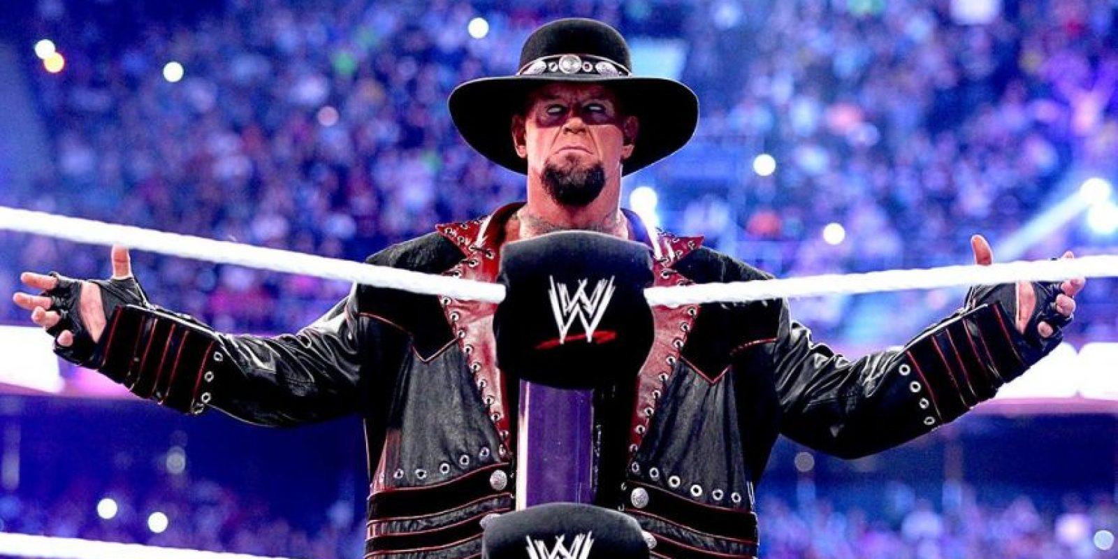 """Se espera un pronto regreso del """"Rey de las criaturas de la noche"""" Foto:WWE"""