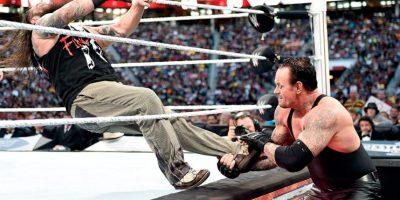 Llegó a un récord de 21-1 Foto:WWE