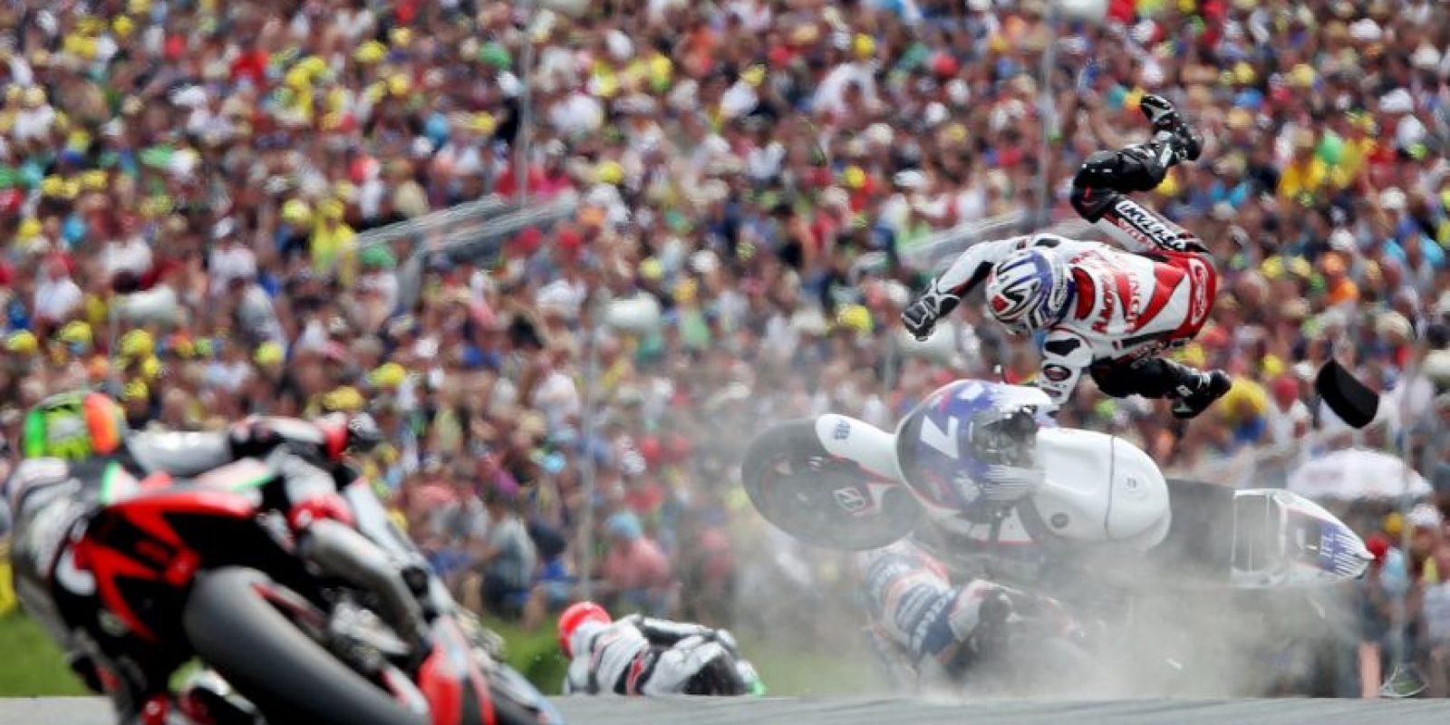 Gran Premio de Alemania de MotoGP. Foto:AFP