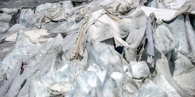 Contaminación en Suiza. Foto:AFP
