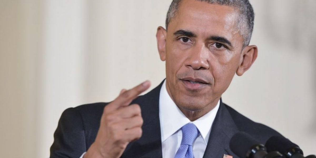 La pregunta sobre Irán que desató la ira de Obama