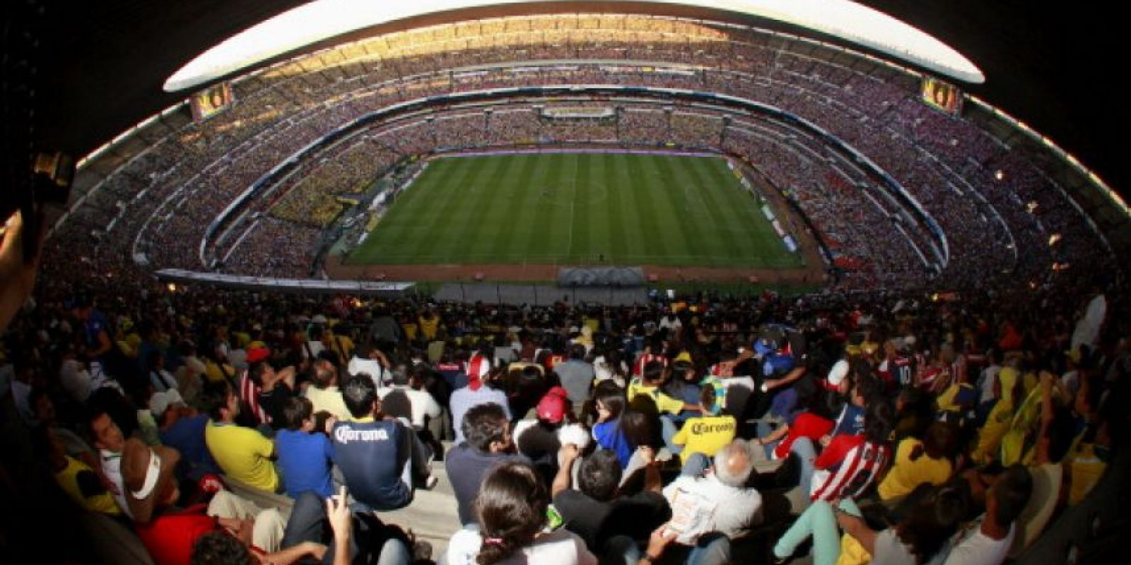 Estadio Azteca (Ciudad de México, México) Foto:Getty Images