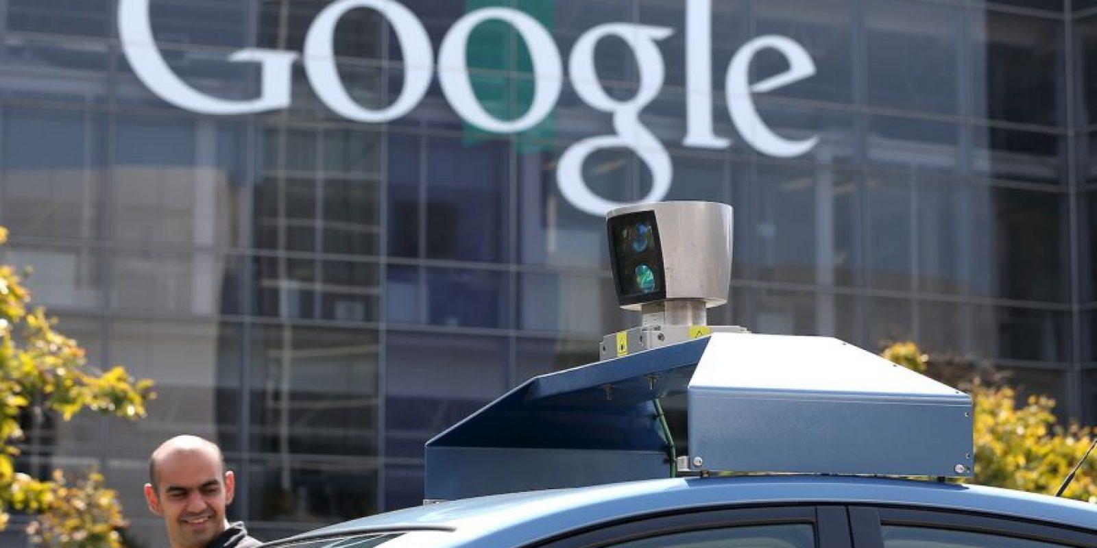 Google Street View es una prestación de Google Maps y de Google Earth Foto:Getty Images