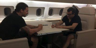 Conozcan a las agencias de representantes que mueven el destino de los futbolistas. Foto:Vía facebook.com/ZlatanIbrahimovic