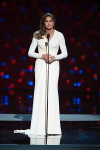 Esta ceremonia, patrocinada por la famosa cadena televisiva, premio a lo mejor del deporte. Foto:Getty Images