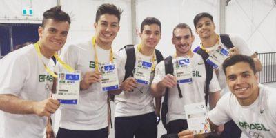 6. Racismo entre los gimnastas brasileños Foto:/instagram.com/arthurnory