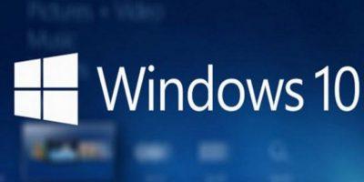 Windows 10 saldrá a la venta el 29 de julio. Foto:Microsoft Windows