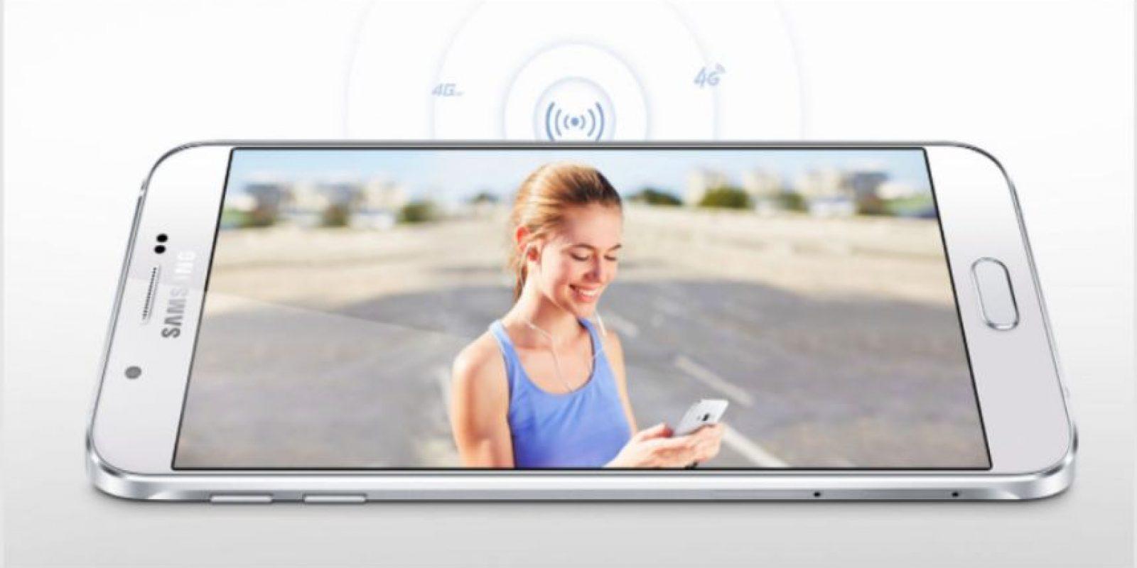 Y utilizará la red 4G para conexión a Internet Foto:Samsung