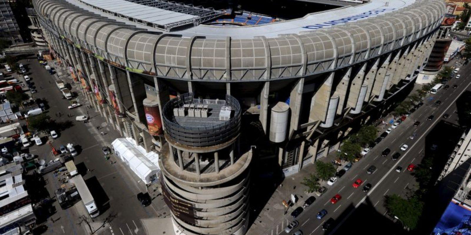 """En 2007 recibió la máxima distinción de la UEFA, la de un """"estadio élite"""" y durante toda su historia ha sido testigo del ascenso del Real Madrid hasta convertirse en uno de los mejores clubes del mundo. Foto:Getty Images"""