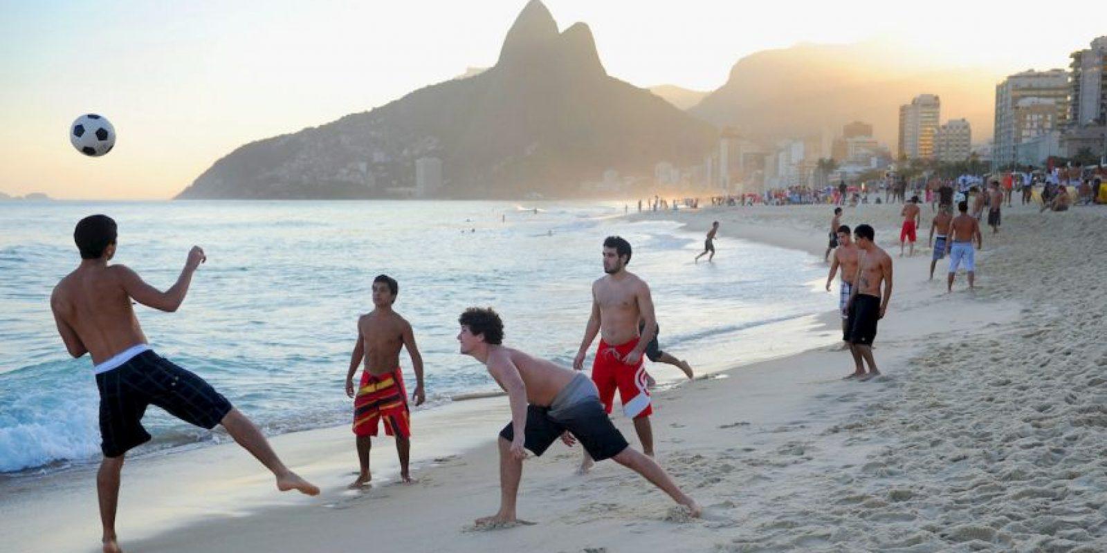 Brasil- Su calificación fue de 56.1. Foto:Getty Images