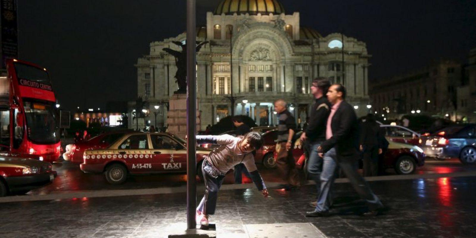 México- Su calificación fue de 50.1. Foto:Getty Images