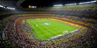 Camp Nou (Barcelona, España) Foto:Getty Images