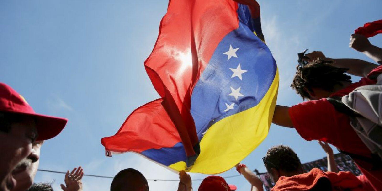 Venezuela- Ocupa el puesto 39. Foto:Getty Images
