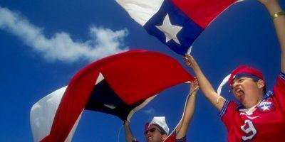 Chile- Ocupa el puesto número 30. Foto:Getty Images