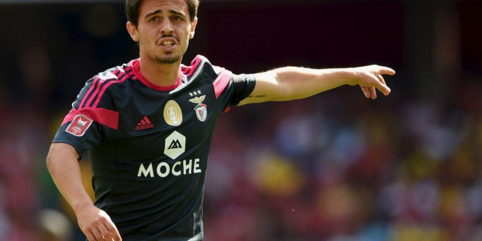 Este extremo derecho portugués tiene 21 años y juega para el Mónaco. Foto:Getty Images