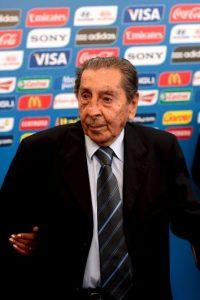 Ghiggia será recordado como un héroe para el fútbol uruguayo Foto:Getty Images