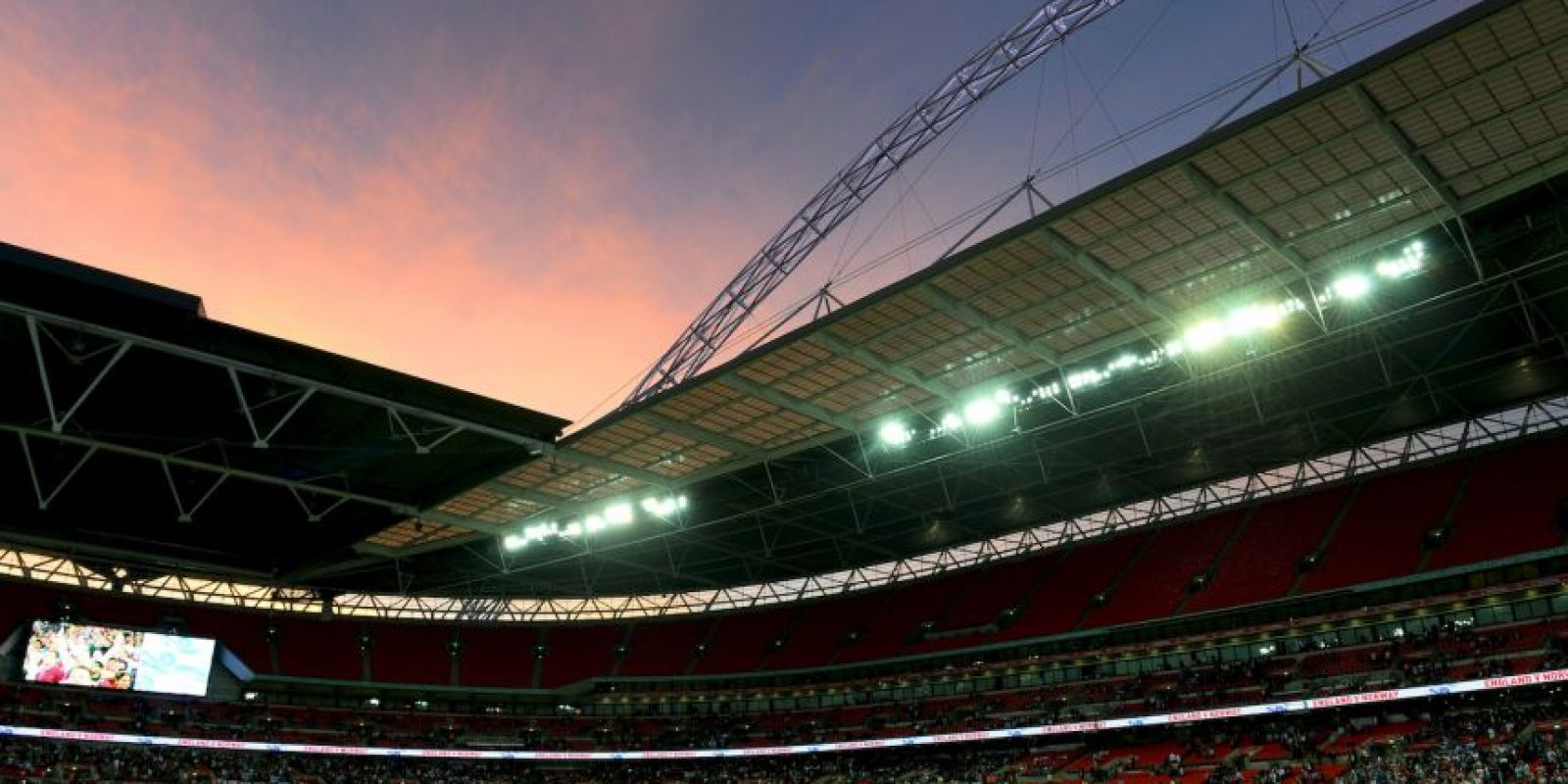 Estadio de Wembley (Londres, Inglaterra) Foto: Getty Images
