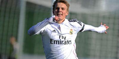 Es quizá el más mediático de todos por jugar en el Real Madrid. Sólo tiene 16 años ya debutó en la selección absoluta de Noruega. Foto:Getty Images